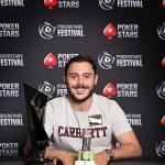 Ignacio López de Maturana gana el PokerStars Festival Marbella