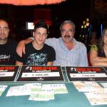 Resultados recientes en los casinos españoles