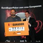 Unai Iruin se lleva la victoria en el CEP de San Sebastián