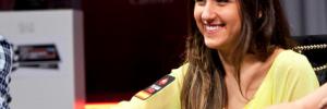 Foto Ana Márquez queda en segunda posición en el Evento #6 de las WSOP-E