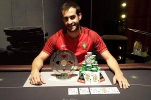 Foto El portugués Valdo Gamito se lleva la Gran Final de las Golden Poker Series