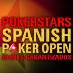 Spanish Poker Open: 10$ de entrada, 20.000$ garantizados