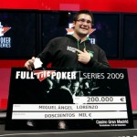 "Full Tilt Poker Series: Miguel Ángel Lorenzo ""Migu"" se lleva la Gran Final"