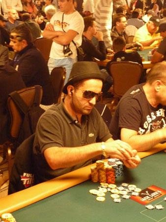 Raul Paez WSOP