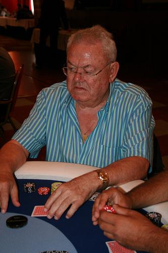 Cayetano García Poker