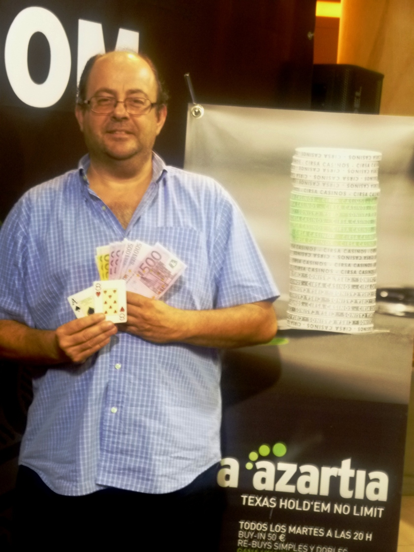 Thomas De Rooij lidera el Evento Principal del PokerStars Festival Marbella al final del Día 2