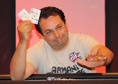 Luigi Tantari es el vencedor de las Full Tilt Poker Series de Málaga, Tomás García acaba segundo