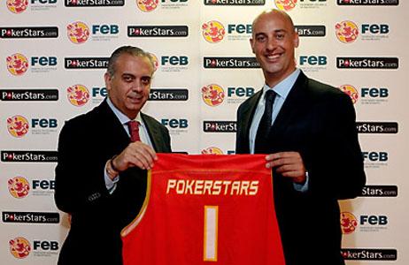 PokerStars patrocinador oficial de la Selección Española de Basket