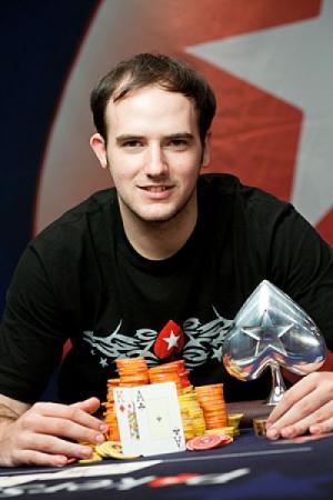 Marc Colomé gana el Estrellas Poker Tour de Madrid