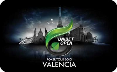 Valencia acoge este fin de semana una parada del Unibet Poker Open