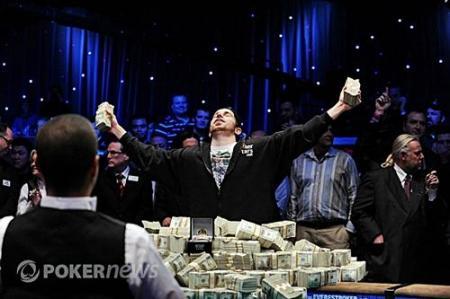 Jonathan Duhamel es el nuevo campeón del mundo de poker (WSOP 2010)