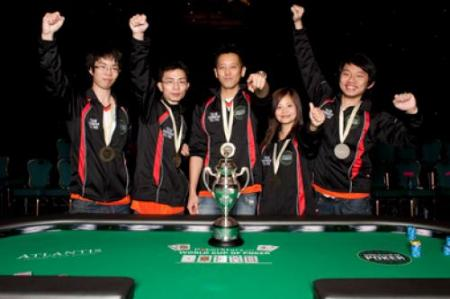España estará en la mesa final de la World Cup of Poker de 2011