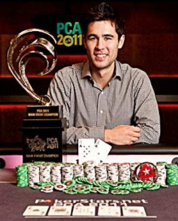 Galen Hall derrota a Oliver en la final de la PokerStars Caribbean Adventure