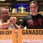 Ignacio Borreguero se proclama vencedor del CEP de Valladolid