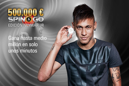 Sit & Go Neymar PokerStars