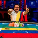 Joseph Di Rojas se hace con el primer brazalete para Venezuela en las WSOP 2017