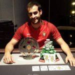 El portugués Valdo Gamito se lleva la Gran Final de las Golden Poker Series