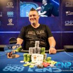 El ganador de un EPT Bjorn-Erik Glenne se adjudica el CNP 888 Alicante 2017